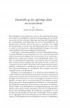 HT 2017:2, s. 399-420 - Sara Viftrup Hansen: Humboldt og den offentlige debat  om universiteter