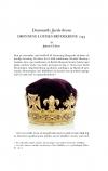 HT 2019:1, s. 1-24 - Jørgen Hein: Danmarks fjerde krone. Dronning Louises brudekrone 1743