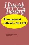 Abonnement 2019 udlandet + Grønland og Færøerne