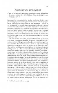 HT 2017:1, s. 229-236 - Niels Clemmensen: Korruptionens konjunkturer