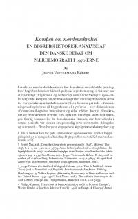 HT 2018:2, s. 371-400 - Jesper Vestermark Køber: Kampen om nærdemokratiet. En begrebshistorisk analyse af den danske debat om nærdemokrati i 1970'erne