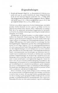 HT 2019:1, s. 256-268 - Jørgen Grønnegård Christensen: Krigsudredningen (Hvorfor gik Danmark i krig?, bd. 1-4, Rosendahls A/S, Søborg 2019)
