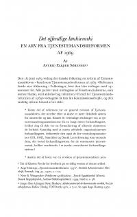 HT 2020:1, s. 113-145 - Astrid Elkjær Sørensen: Det offentlige lønhierarki. En arv fra Tjenestemandsreformen af 1969