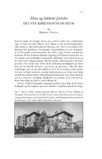 HT 2020:2, s. 611-620 - Mikkel Thelle: Åbne og lukkede fortider. Det nye Københavns Museum