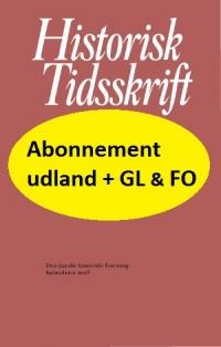 Medlemskab 2021 udlandet + Grønland og Færøerne