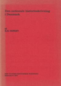 Den nationale historieskrivning i Danmark