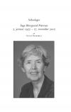 HT 2016:1, s. 139-145 - Nanna Damsholt: Inge Skovgaard-Petersen 2. januar 1932 - 17. november 2015