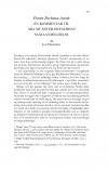 HT 2016:2, s. 447-451 - Jan Pedersen: Fortes Fortuna iuvat. En kommentar til Mia Münster-Swendsens Saxo-anmeldelse