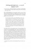 HT 2017:2, s. 599-612 - Bernard Eric Jensen: Selvbiografisk faghistorie - en vej til faglig fornyelse