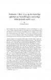 HT 2020:1, s. 1-12 - Oliver Auge: Traktaten i Metz 1214 og den kejserlige opfattelse af Nordalbingens statsretlige tilhørsforhold indtil 1225