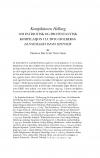 HT 2020:1, s. 13-46 - Thomas Daltveit Slettebø: Kompilatoren Holberg. Om patriotisk og protestantisk kompilasjon i Ludvig Holbergs Dannemarks Riges Historie