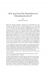 HT 2021:1, s. 1-10 - Svend Clausen: Hvor og af hvem blev Dominikanernes Ordenskrønike skrevet?
