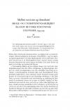 HT 2021:1, s. 73-115 - John V. Jensen: Mellem nazisme og demokrati. Skole- og undervisningsarbejdet blandt de tyske flygtninge  i Danmark 1945-49