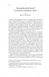 HT 2021:1, s. 222-224 - Ronny Andersen: Danmarks fjerde krone? En replik til Jørgen Hein